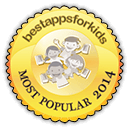 Best Apps For Kids Award