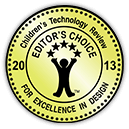 Childrens Technology Review Award